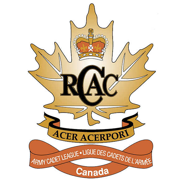 Army Cadets League of Alberta Logo